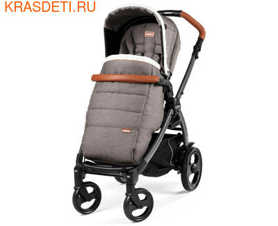 Коляска Peg-Perego Book Polo Elite Modular (фото, вид 1)