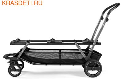 Шасси для колясок Peg-Perego Chassis Triplette Piroet Titania (фото, вид 1)