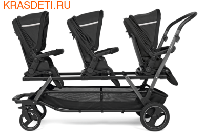 Шасси для колясок Peg-Perego Chassis Triplette Piroet Titania (фото, вид 2)