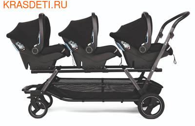 Шасси для колясок Peg-Perego Chassis Triplette Piroet Titania (фото, вид 3)