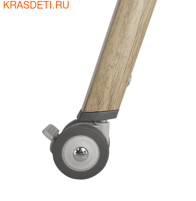 Колыбель Tutti Bambini CoZee с колесами (фото, вид 2)
