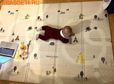 Портативный коврик Parklon Portable, 140x200x1.0 см (фото, вид 4)