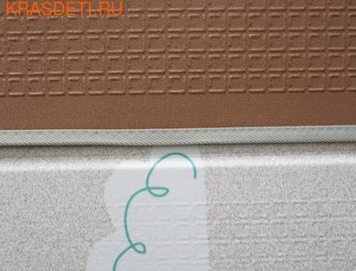 """Складной коврик Parklon Sillky Portable """"Облачка"""", 140x200x1.0 см (фото, вид 2)"""