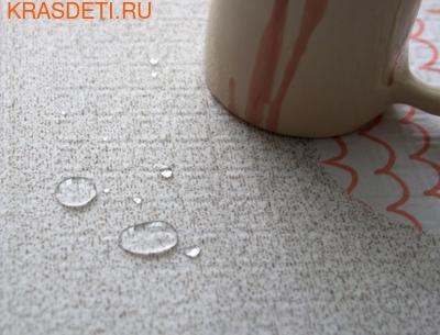 """Складной коврик Parklon Sillky Portable """"Облачка"""", 140x200x1.0 см (фото, вид 3)"""