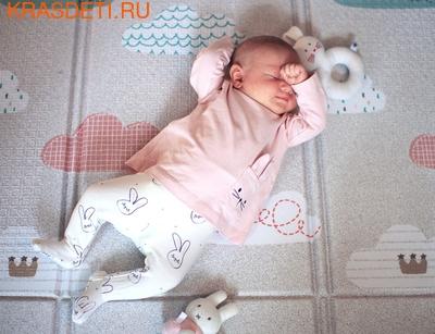 """Складной коврик Parklon Sillky Portable """"Облачка"""", 140x200x1.0 см (фото, вид 5)"""