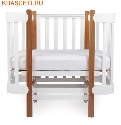 Кроватка-трансформер Happy Baby Mommy Lux (фото, вид 1)