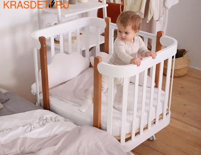 Кроватка-трансформер Happy Baby Mommy Lux (фото, вид 3)