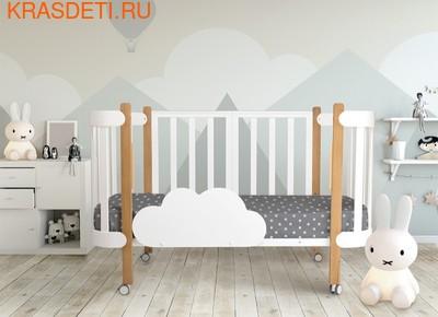 Кроватка-трансформер Happy Baby Mommy Lux (фото, вид 4)