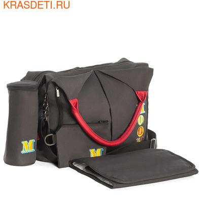 Сумка для коляски Moon Messenger Bag 2020 (фото, вид 5)