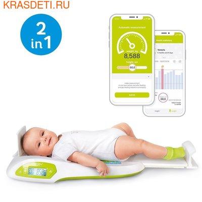 Agu Baby Смарт весы электронные с ростомером (фото, вид 1)