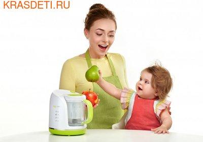Agu Baby Мини процессор для детских блюд 3 в 1 (фото, вид 3)