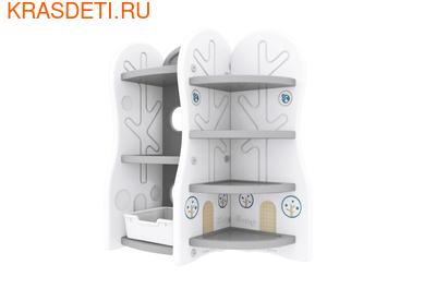 Стеллаж для игрушек DesignToy-7 (фото, вид 1)