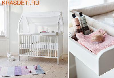 Кроватка Stokke Home Bed (фото, вид 3)