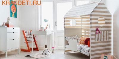 Кроватка Stokke Home Bed (фото, вид 4)