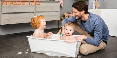 Поддержка Stokke Flexi Bath для новорожденных версия 3 542800 (фото, вид 1)