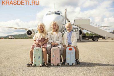 Чемодан для путешествий JetKids by Stokke RideBox (фото, вид 2)