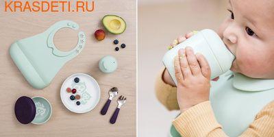 Комплект посуды ежедневный Stokke Munch Everyday (фото, вид 3)