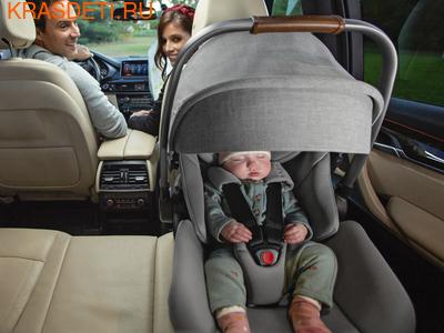 Детское автокресло Nuna ARRA Frost (фото, вид 4)
