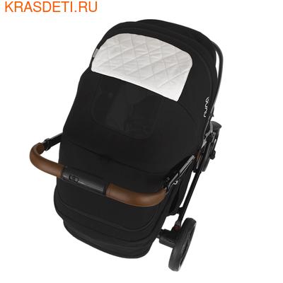 Детская прогулочная коляска Nuna TAVO Caviar (фото, вид 3)