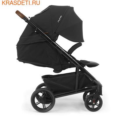 Детская прогулочная коляска Nuna TAVO Caviar (фото, вид 4)