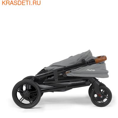 Детская прогулочная коляска Nuna TAVO Granite (фото, вид 4)