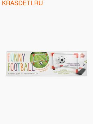 Интерактивная игрушка FUNNY FOOTBALL (фото, вид 1)