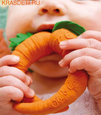 Прорезыватель для зубов CATHY THE CARROT (фото, вид 1)