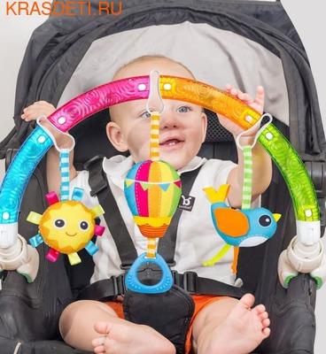 Ben Bat Дуга с подвесными игрушками Play Arches (фото, вид 3)