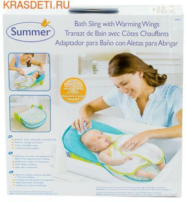 Summer Лежачок для купания Bath Sling (фото, вид 3)