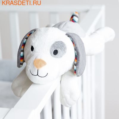 Музыкальная мягкая игрушка-комфортер ZAZU (фото, вид 6)