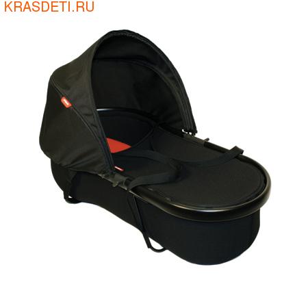 Универсальная люлька для новорожденных для колясок Phil&Ted (фото, вид 1)