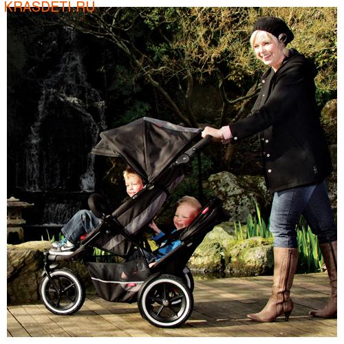Дополнительное сидение для колясок Phil and Teds Explorer (фото, вид 5)