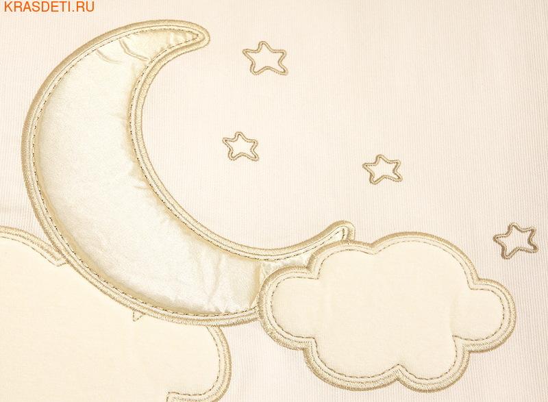 Постельное бельё Funnababy Luna Elegant 120x60 5 предметов (фото, вид 2)