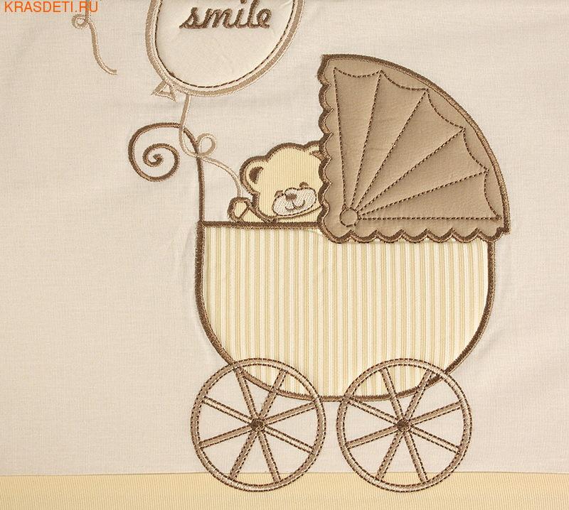 Сменное бельё Funnababy Smile 3 предмета (фото, вид 2)