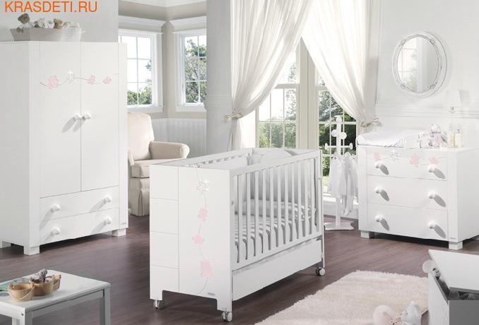 Детская кроватка Micuna Juliette Swarovski (фото, вид 1)