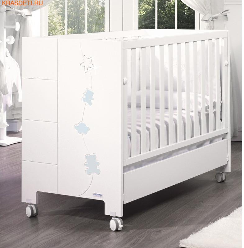 Детская кроватка Micuna Juliette Swarovski (фото, вид 3)