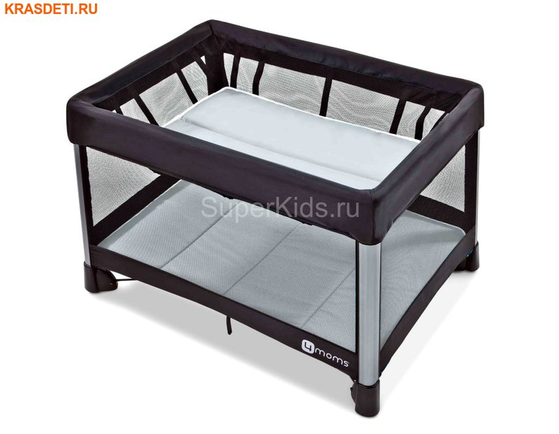 Манеж-кровать 4 moms Breeze (фото, вид 2)
