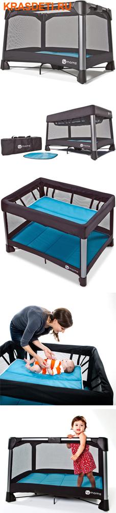 Манеж-кровать 4 moms Breeze (фото, вид 3)