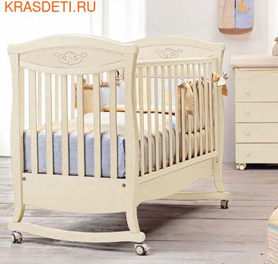Кровать Bambolina Principessa Classic (фото, вид 1)