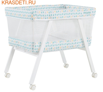 Колыбель Micuna Fresh Mini MO-1560 (фото, вид 6)