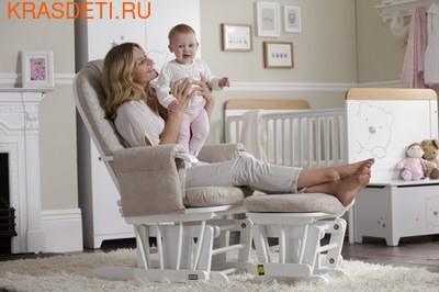 Tutti Bambini Кресло-качалка для кормления Tutti Bambini (Великобритания)