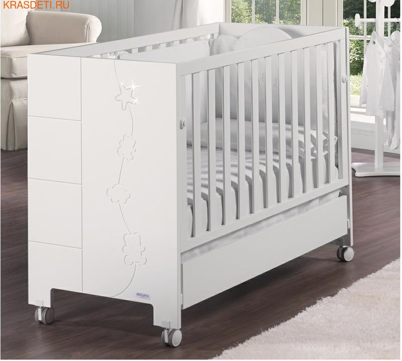 Детская кроватка Micuna Juliette Swarovski (фото)