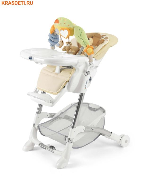 CAM Istante (Италия) Стульчик для кормления в комплекте с игрушками и мягким вкладышем