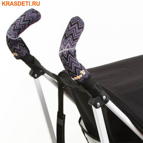 Чехлы CityGrips на ручки для коляски-трости (СитиГрипс) (фото)