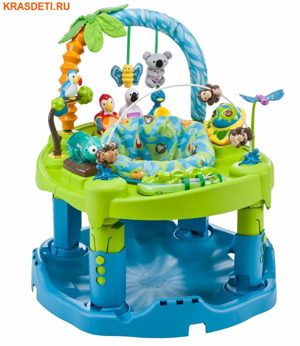 Evenflo Игровой центр ExerSaucer™ Animal Planet (фото)