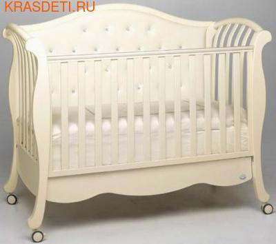 Кровать Bambolina Divina Lux Cristallo (фото)