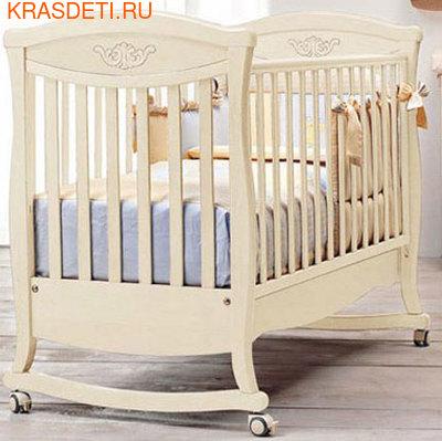 Кровать Bambolina Principessa Cristallo (фото)