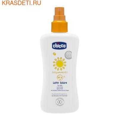 Спрей-крем от солнца SPF25+ Baby Moments,150мл