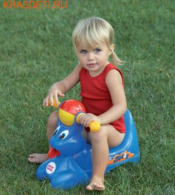 Горшок Ok baby Spidy (фото)