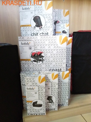 аксессуары для Larktale Coast Pram, Chit Chat (фото)